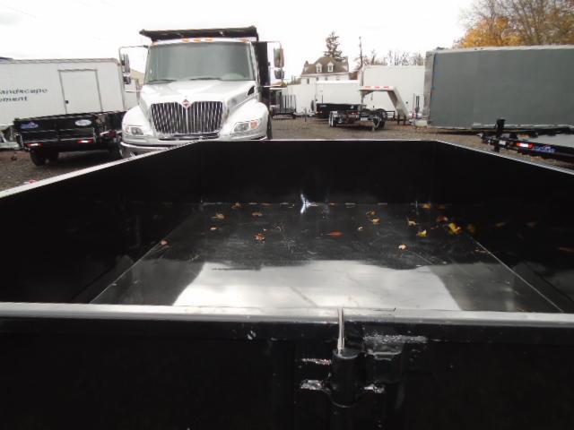 2018 Tow-Rite Manufacturing DOT610HEC Dump