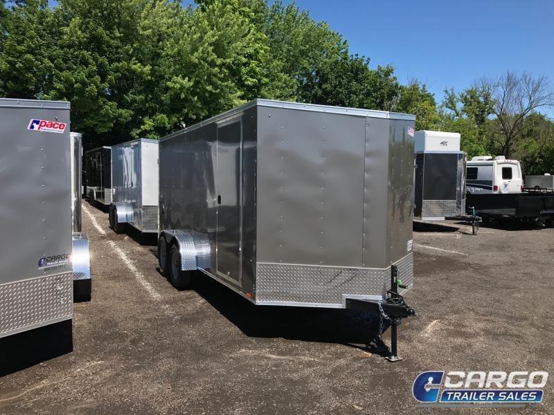 2018 Pace American OB7X16TE2 Enclosed Cargo Trailer
