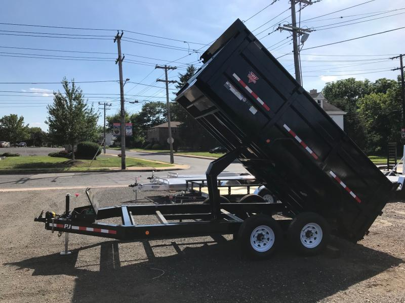2018 PJ Trailers DM 14 Hi Side Dump Dump