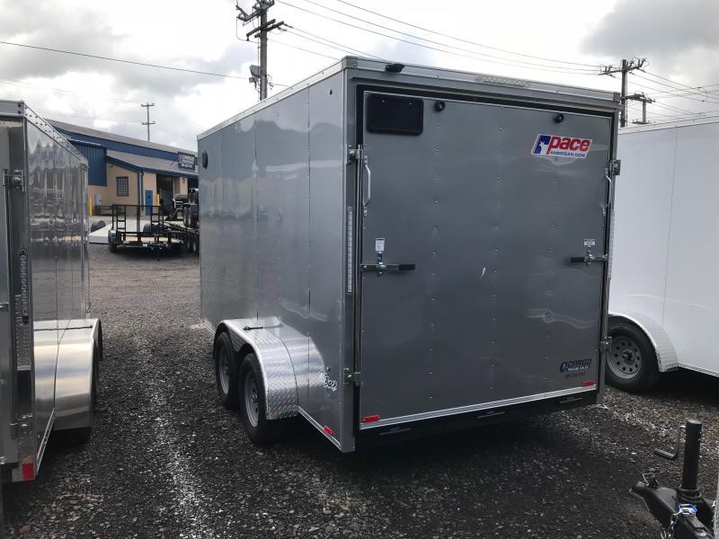 2019 Pace American OB7x14TE2 Enclosed Cargo Trailer