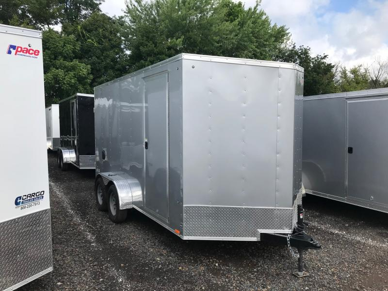 2019 Pace American OB7x14TE2 Enclosed Cargo Trailer