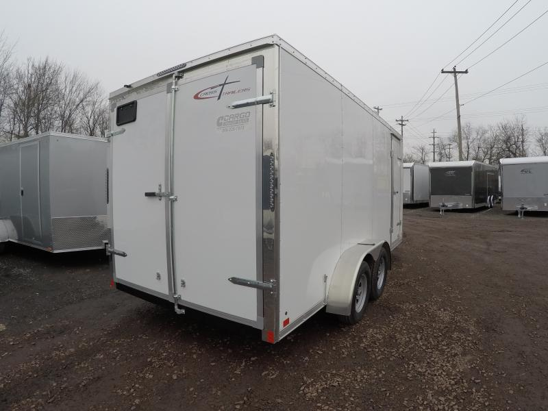 2018 Cross Trailers 716TA Enclosed Cargo Trailer