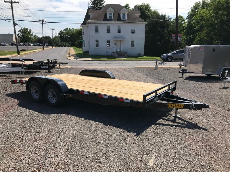 2018 Reiser Trailers WCH1810K Other Trailer