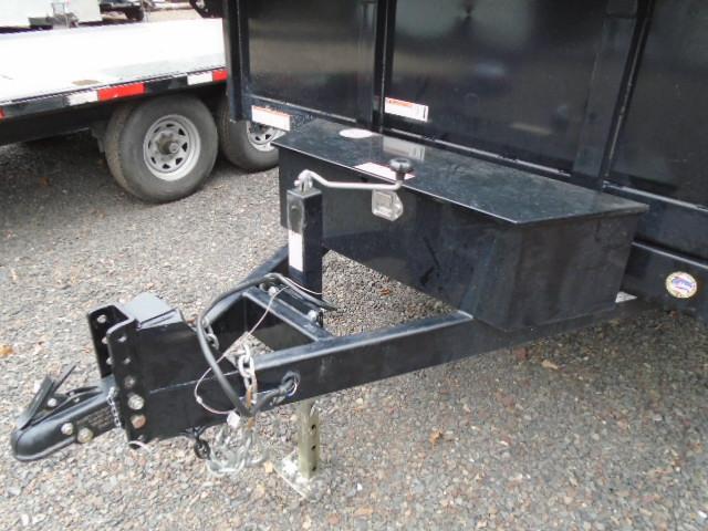 2016 Sure-Trac DO Dump Dump