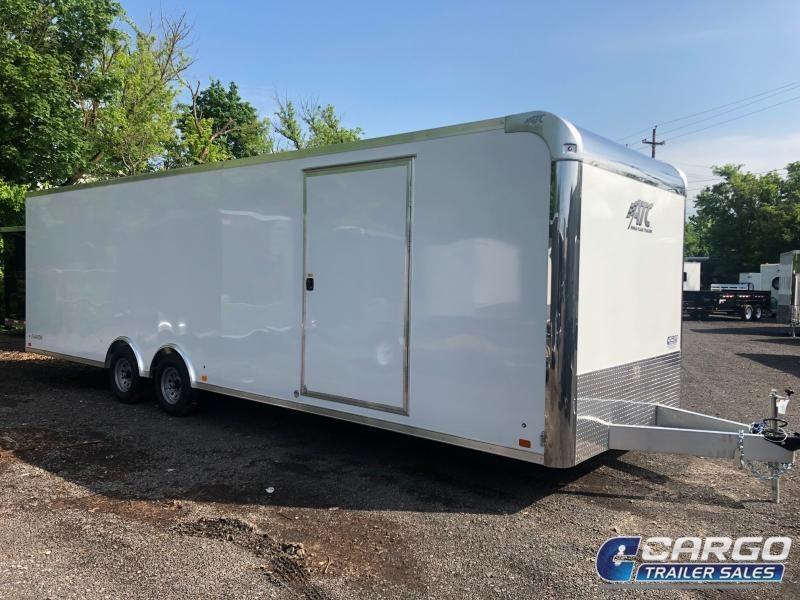 2020 Aluminum Trailer Company RAVAB8528+0-2T5.2K Car / Racing Trailer