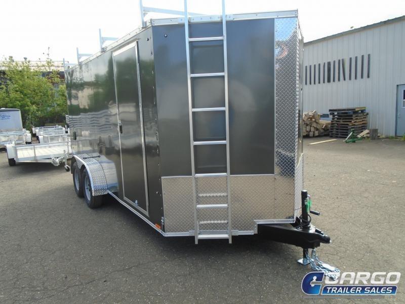 2020 Pace American JV 7X16 TE2 Enclosed Cargo Trailer
