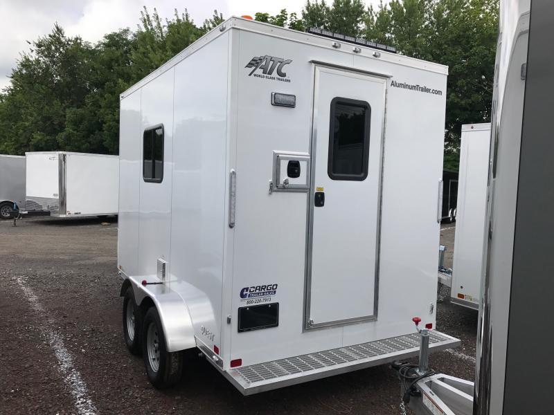 2018 Aluminum Trailer Company QSTAB7012+0-2T3.5K Other Trailer