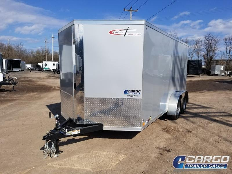 2020 Cross Trailers 714TA Enclosed Cargo Trailer
