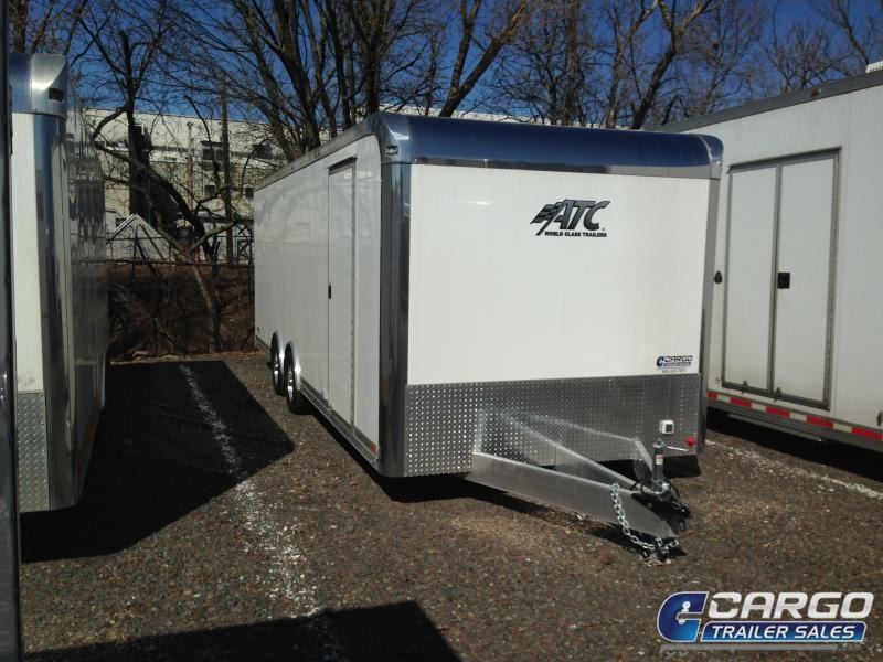 2018 Aluminum Trailer Company QSTAB8524 Enclosed Cargo Trailer
