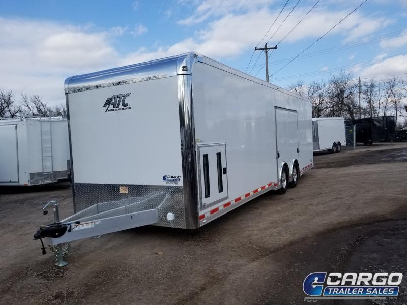 2019 Aluminum Trailer Company QSTAB8528 Car / Racing Trailer