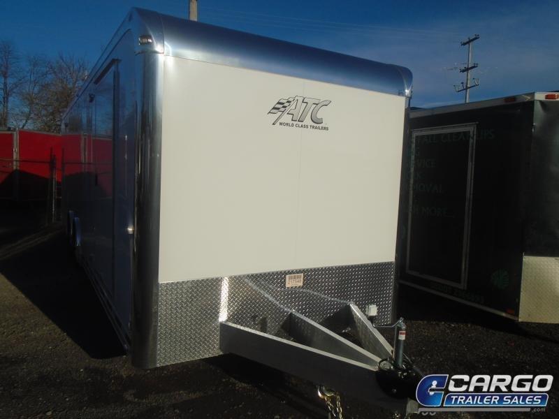 2019 Aluminum Trailer Company QSTAB8528 Enclosed Cargo Trailer