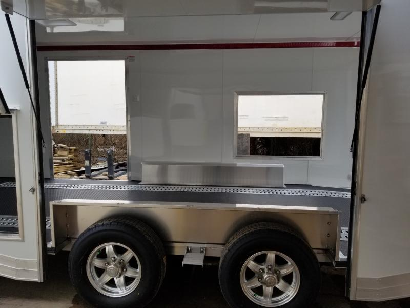 2019 Aluminum Trailer Company QSTAB8520+4-2T5.2K Other Trailer