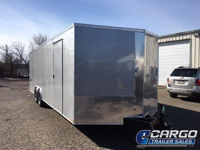 2019 Pace American JV 8524 TE3 Car / Racing Trailer