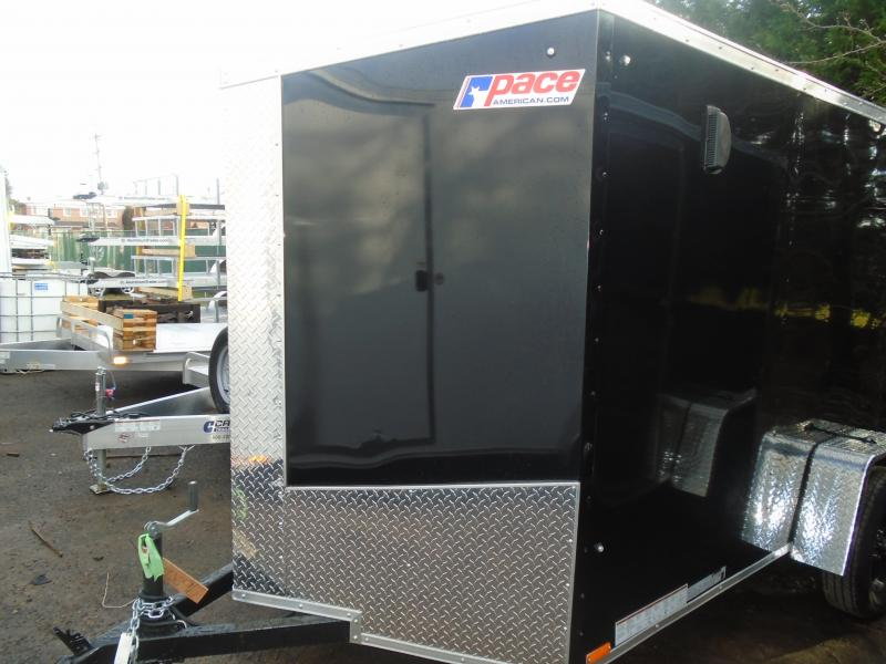 2019 Pace American JV 6x10 Other Trailer