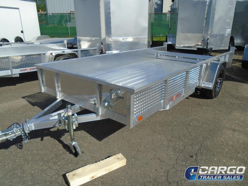 2019 Sport Haven AUT614DS-F  Utility Trailer
