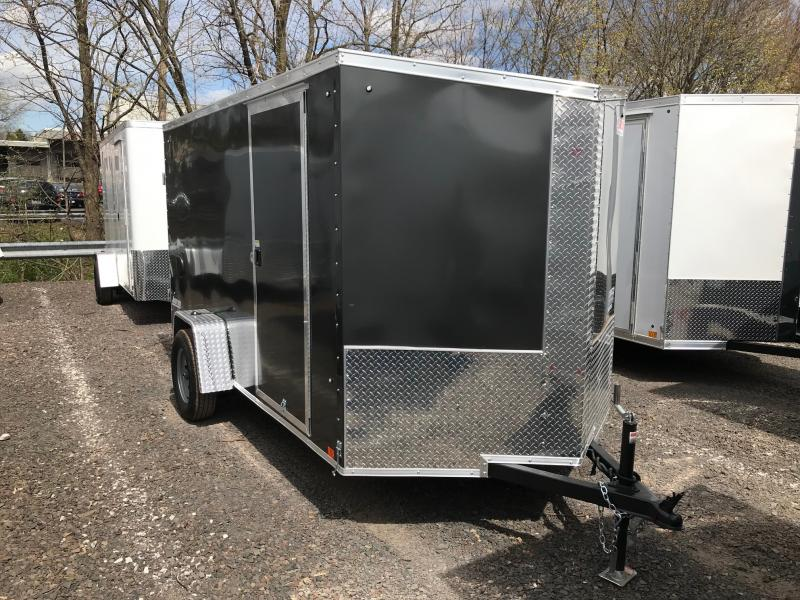 2018 Pace American JV6X12 Enclosed Cargo Trailer