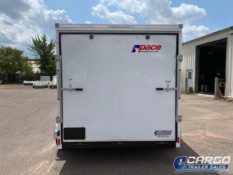 2020 Pace American OB 7X12 Enclosed Cargo Trailer