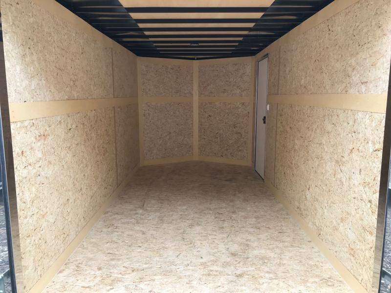2018 Cross Trailers 714TA Enclosed Cargo Trailer