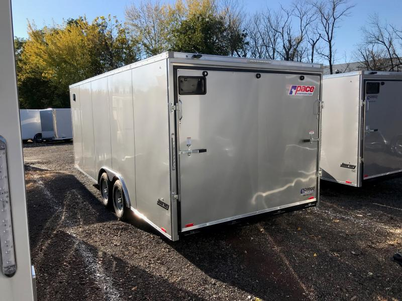2019 Pace American JV85x20 Enclosed Cargo Trailer