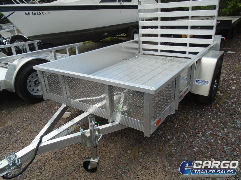 2019 Sport Haven AUT508DS Utility Trailer