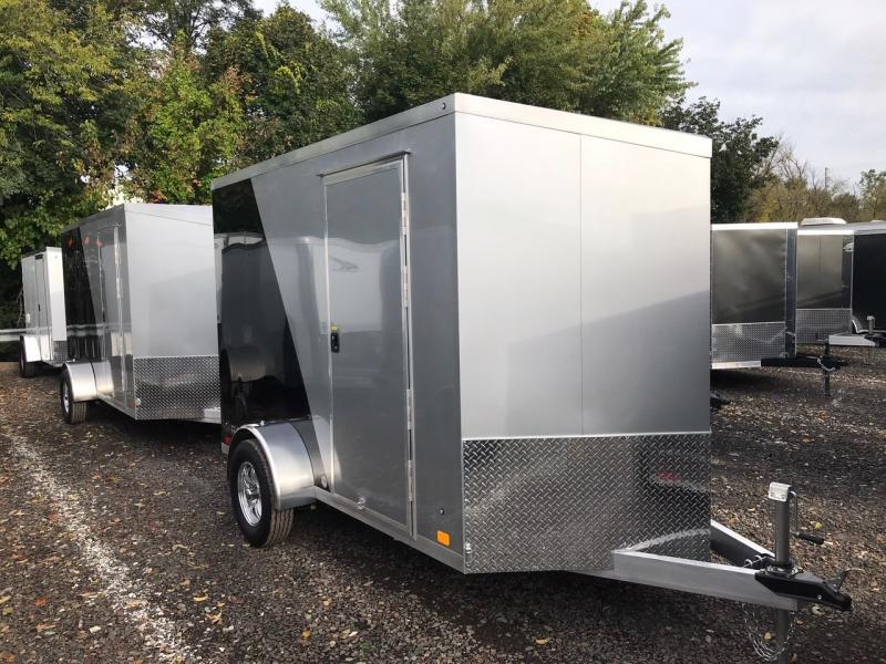 2019 Aluminum Trailer Company RAVAB6010+2 Enclosed Cargo Trailer in Ashburn, VA