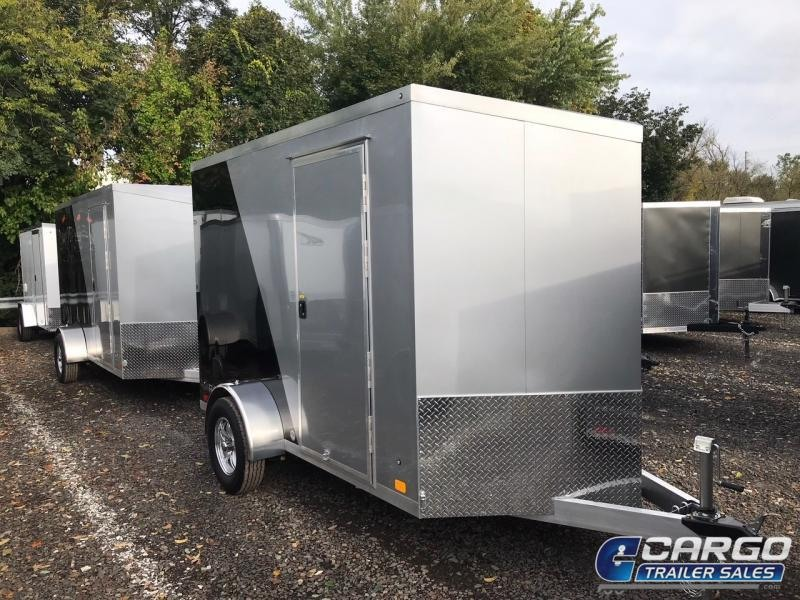 2019 Aluminum Trailer Company RAVAB6010+2 Enclosed Cargo Trailer