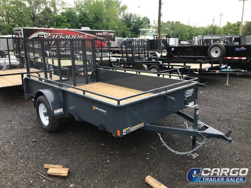 2019 Belmont Machine UT610SS Utility Trailer