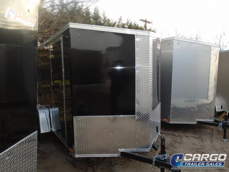 2019 Pace American JV 6x10 Enclosed Cargo Trailer