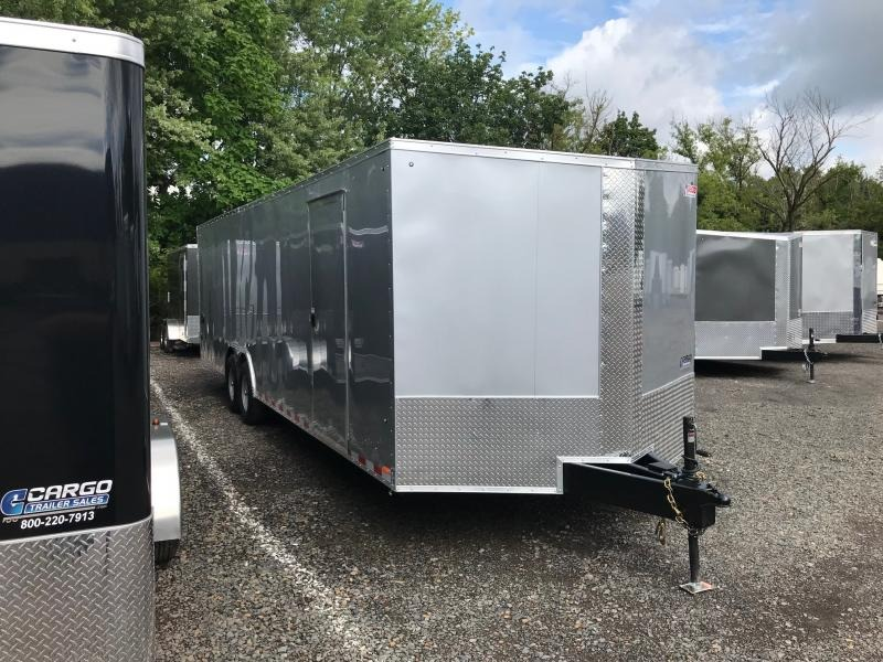 2019 Pace American JV85x28 Car / Racing Trailer