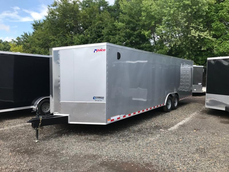 2018 Pace American JV85x28 Enclosed Cargo Trailer