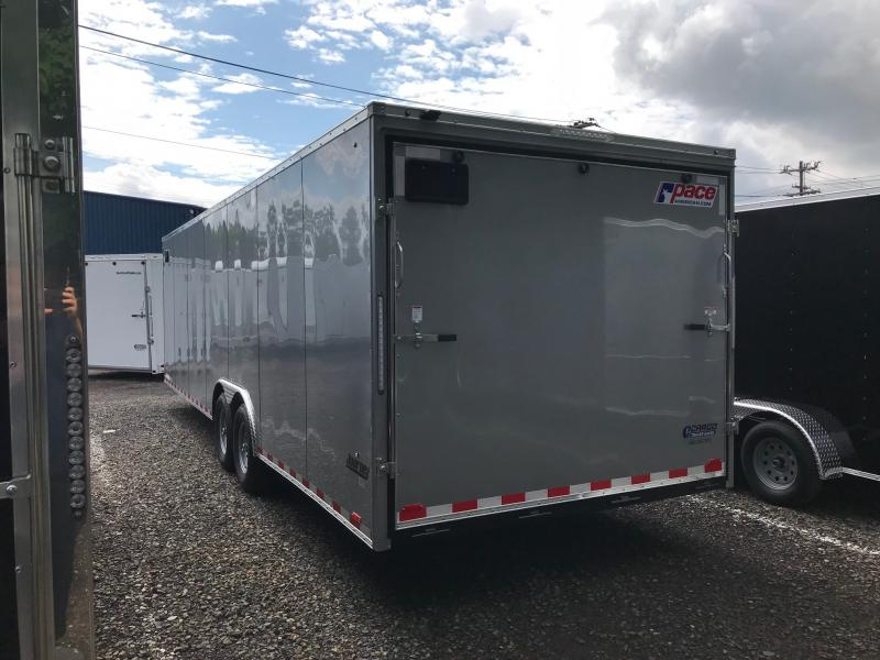 2019 Pace American JV85x28 Enclosed Cargo Trailer