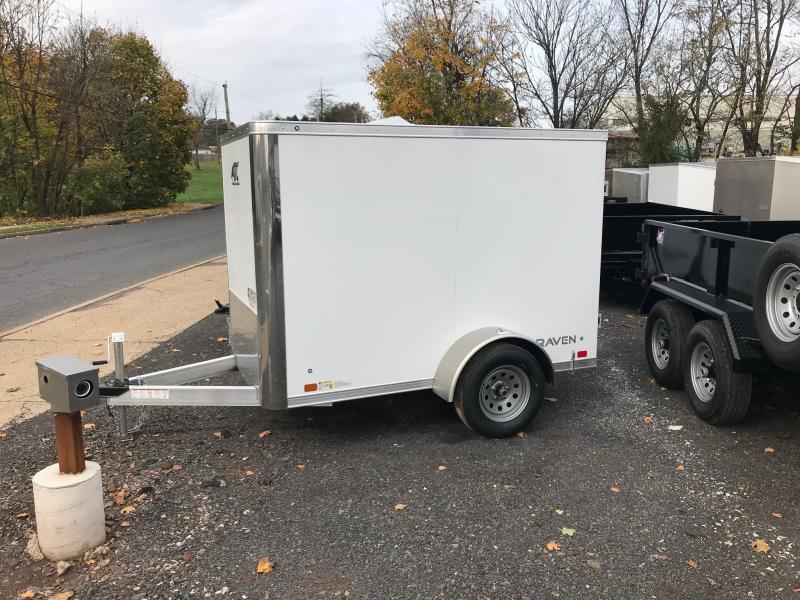 2019 Aluminum Trailer Company RAVAB5008 Enclosed Cargo Trailer