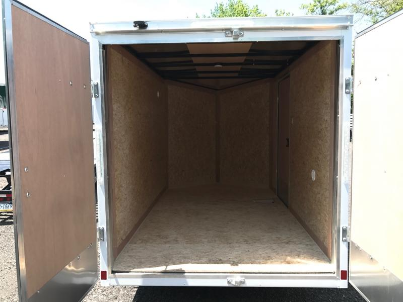 2018 Pace American JV 6x10 S12 Enclosed Cargo Trailer