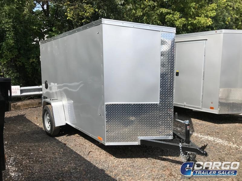 2019 Pace American JV 5x10+2 Enclosed Cargo Trailer