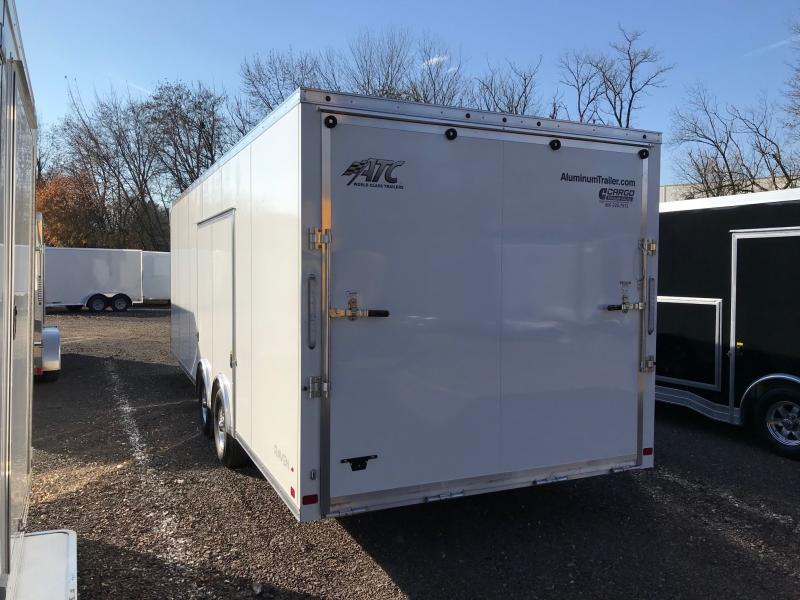 2018 Aluminum Trailer Company RABAB8524 Enclosed Cargo Trailer