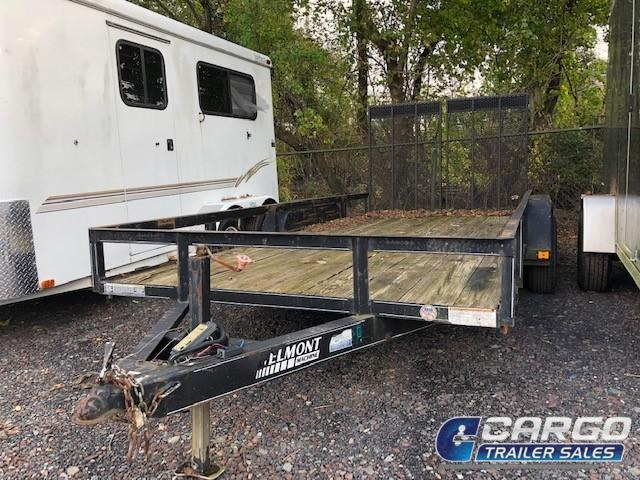 2007 Belmont Machine 716 Utility Trailer
