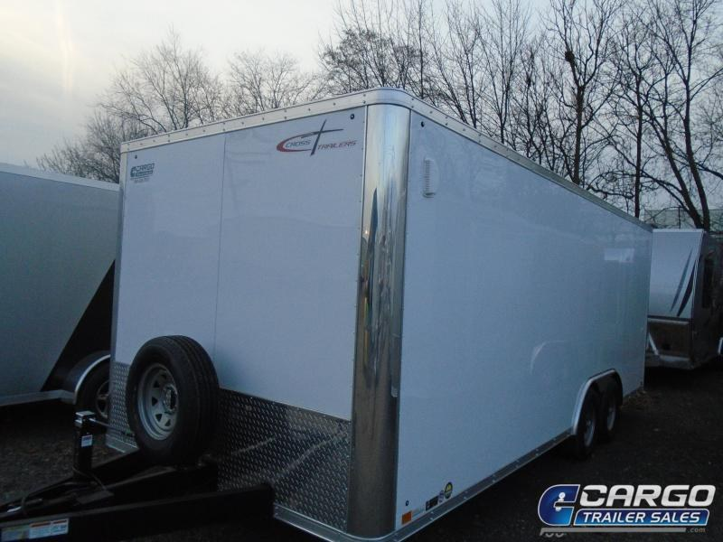 2019 Cross Trailers 820TA Enclosed Cargo Trailer