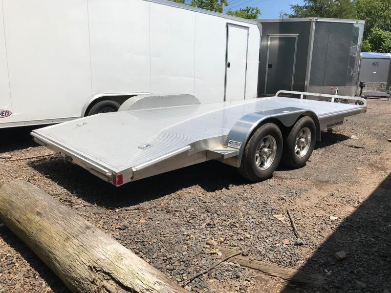 2018 Aluminum Trailer Company OCHAB818 Flatbed Trailer