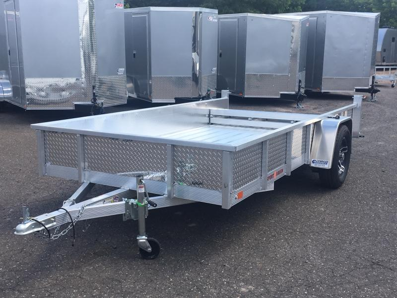 2019 Sport Haven AUT612DS-F Utility Trailer in Ashburn, VA