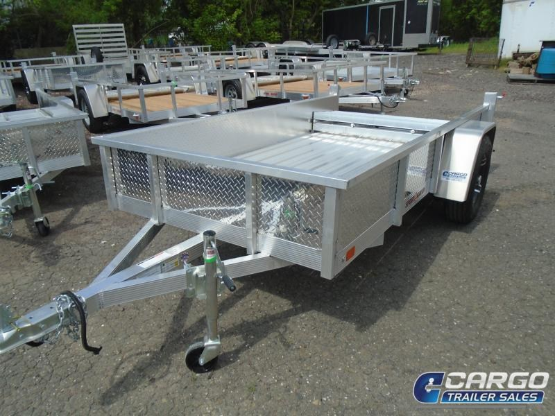 2019 Sport Haven AUT510DS-F Utility Trailer