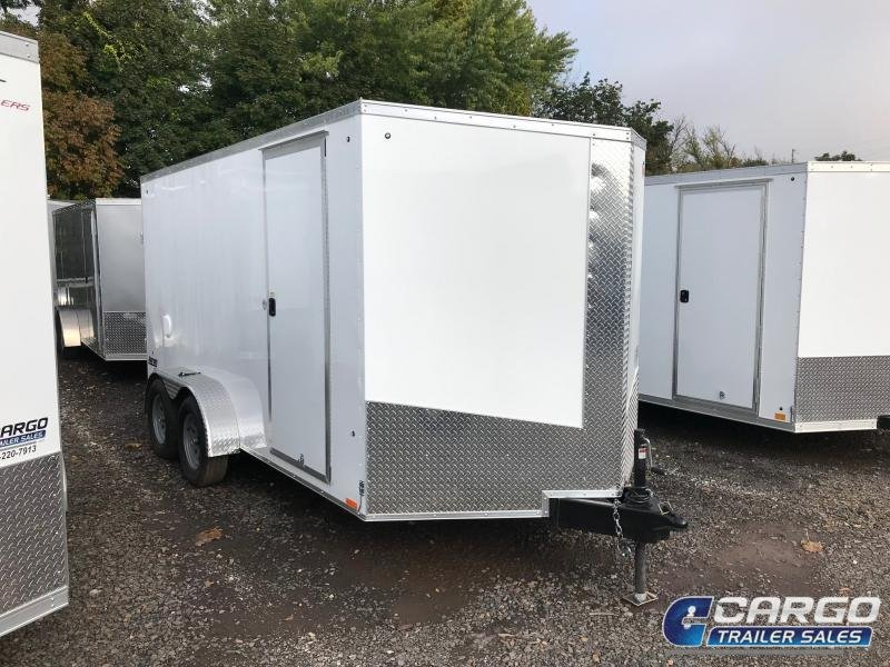 2019 Pace American JV714 Enclosed Cargo Trailer