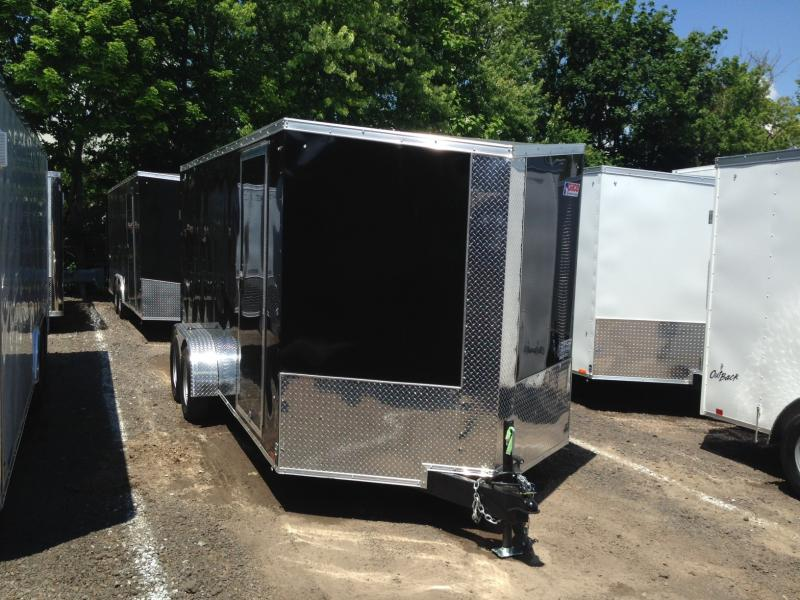 2018 Pace American JV716TE2 Enclosed Cargo Trailer