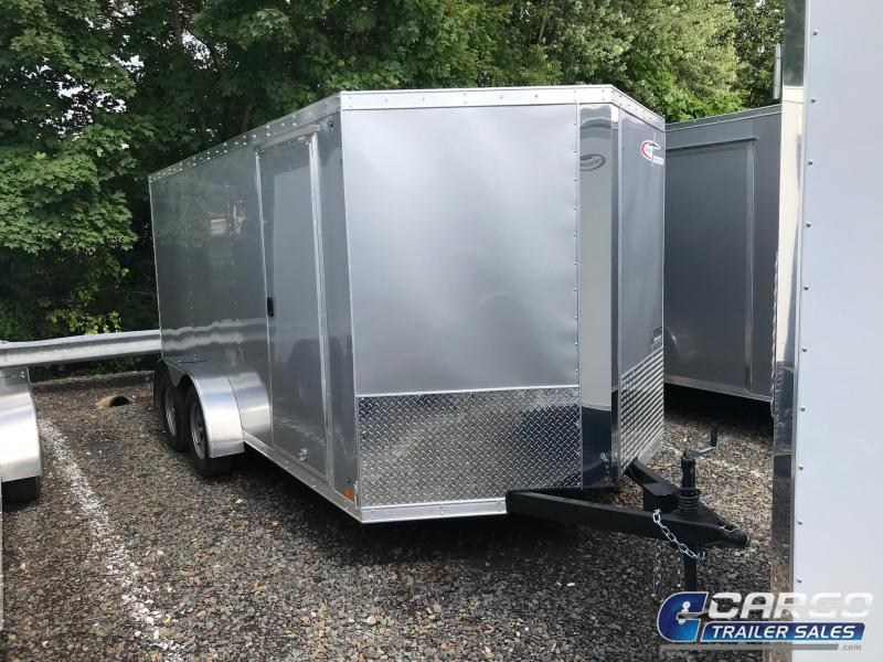 2018 Cross Trailers 714TA Enclosed Cargo Trailer