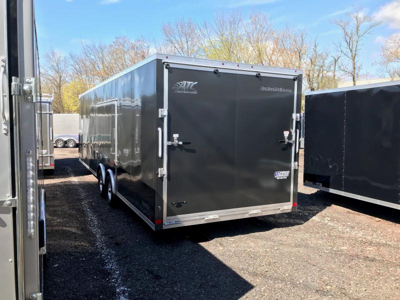 2018 Aluminum Trailer Company RAVAB8528 Enclosed Cargo Trailer