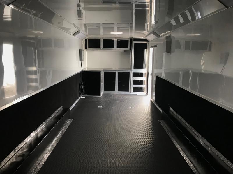 2018 Pace American SCX8528TE4 Enclosed Cargo Trailer