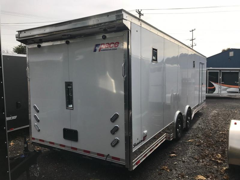 2019 Pace American SCX8528TE4 Enclosed Cargo Trailer