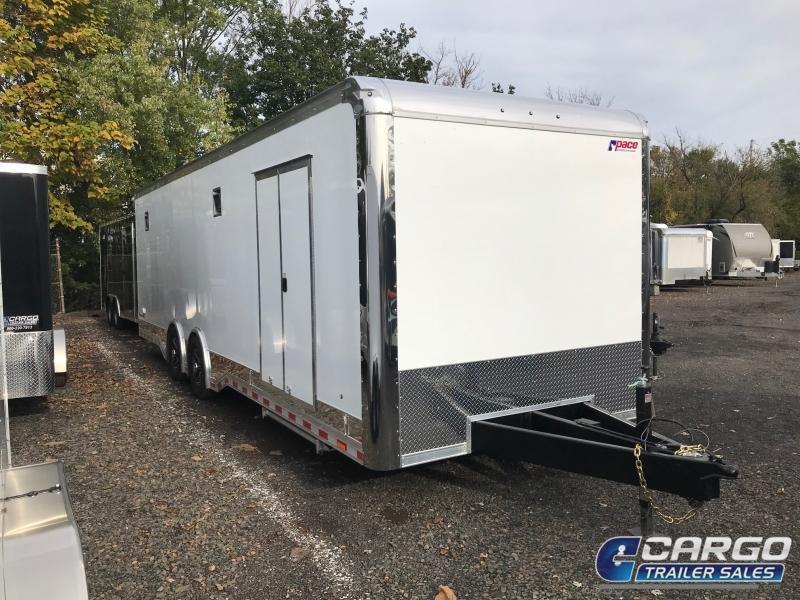 2019 Pace American SCX8528TE4 Enclosed Cargo Trailer