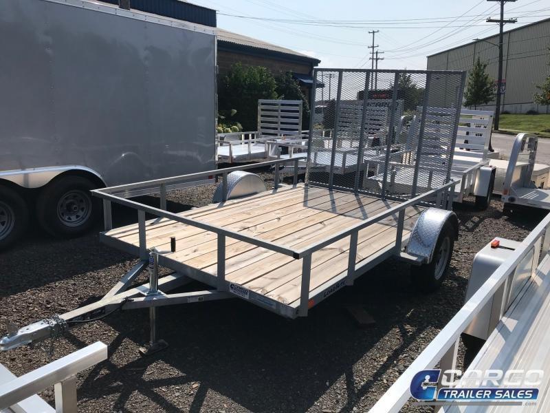 2018 Load Rite UT6510 Utility Trailer
