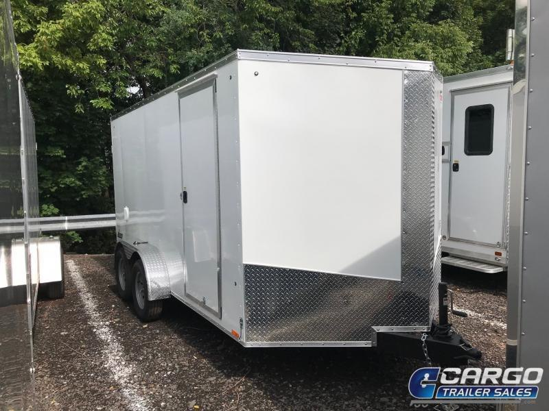 2020 Pace American JV 714 Enclosed Cargo Trailer
