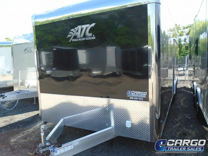 2019 Aluminum Trailer Company RAVAB8524+0 Car / Racing Trailer